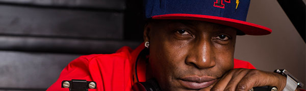 Portrait de Grandmaster Flash